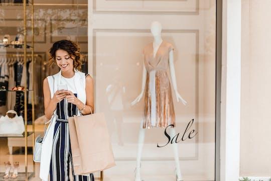Частная персонализированные мода шоппинг тур в Париж