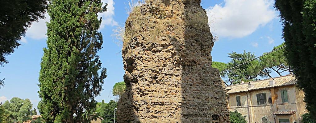 Volta às Catacumbas de São Calisto com transfer privado de Roma