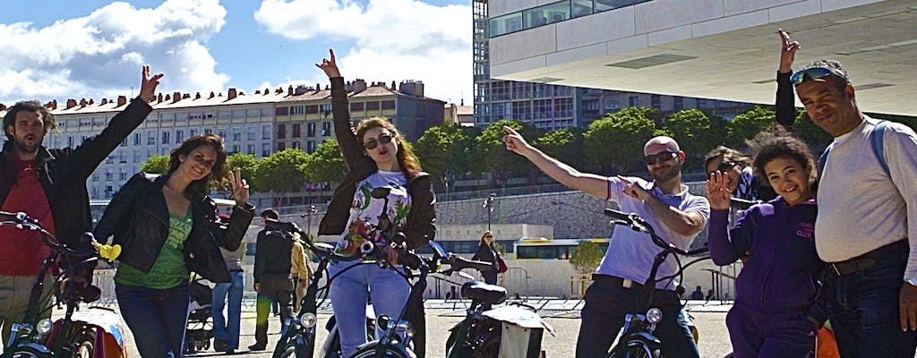 Discover Marseille and its neighbourhood by bike