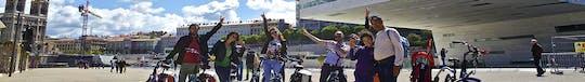Tour in bici elettrica del quartiere balneare di Marsiglia