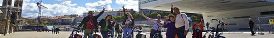 Марсель приморский район e-bike tour