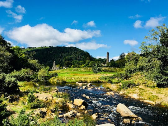 Wicklow Mountains Italian tour