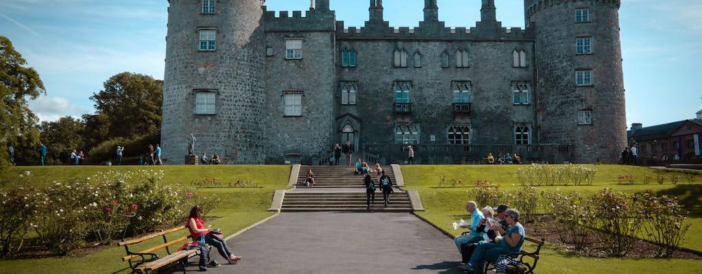 Tour italiano medieval em Kilkenny