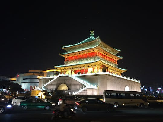 Private transfer to and from Xi'an Xianyang International Airport