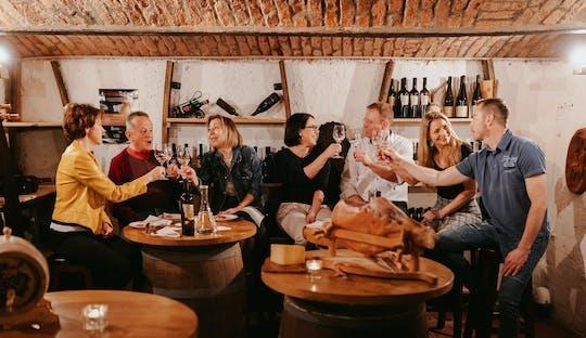 Cata de vinos en Bled