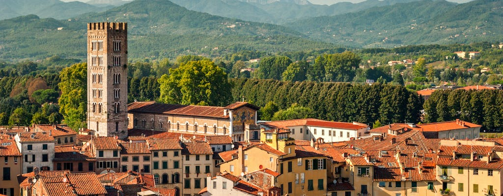 Private walking tour of Lucca
