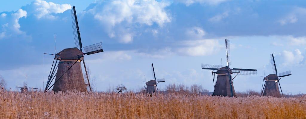 Famous Holland tour to The Hague, Delft, Rotterdam and Kinderdijk