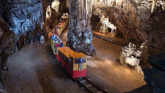 Tour per piccoli gruppi alle incantevoli Grotte di Lubiana e Postumia da Zagabria