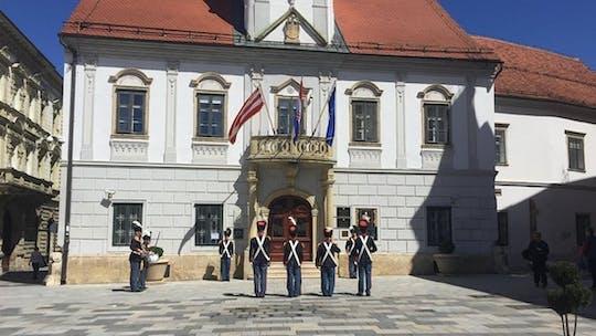 Excursión privada al norte de Croacia, la ciudad barroca de Varazdin y el castillo de Trakoscan desde Zagreb