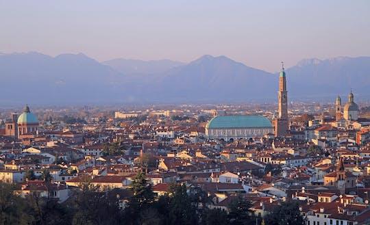 Visite privée à pied de Vicence avec le Teatro Olimpico