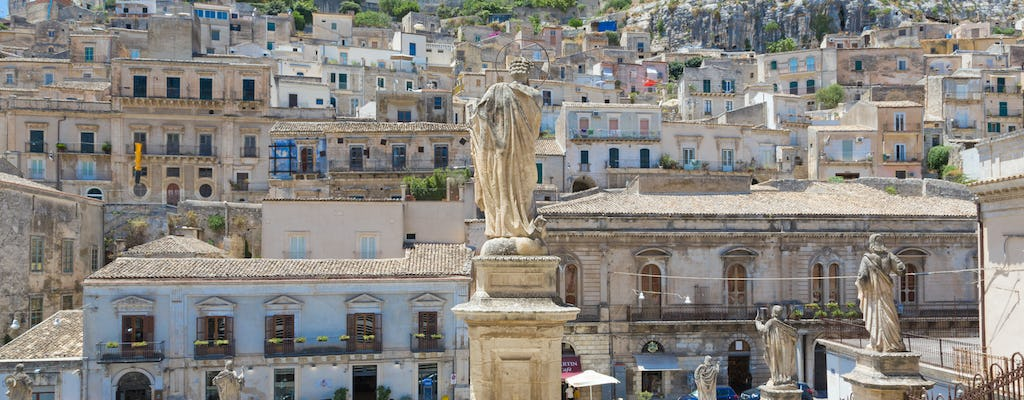 Private tour of Modica from Catania with chocolate tasting