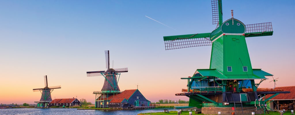Северная обзорная экскурсия из Амстердама