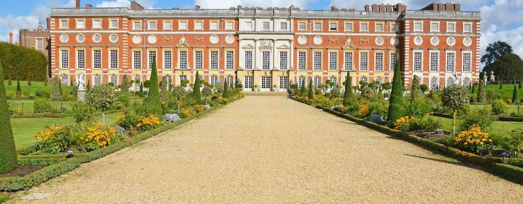 Tour privato di Windsor Castle e Hampton Court