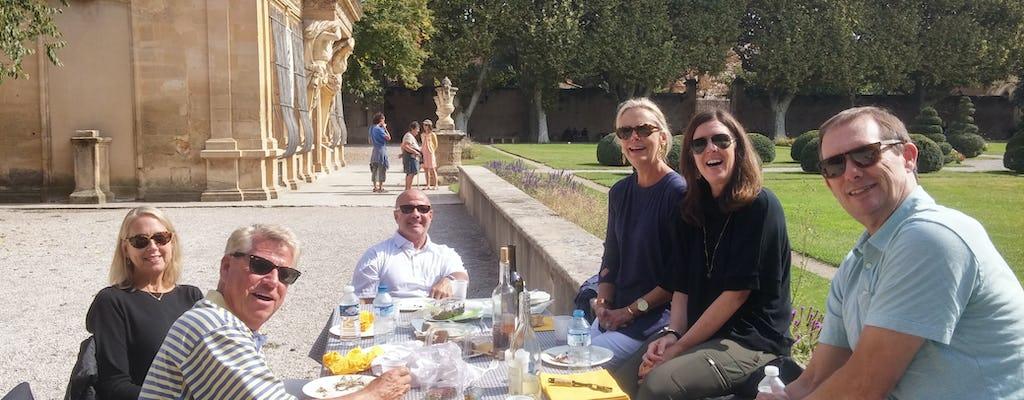 Experiencia privada de picnic provenzal