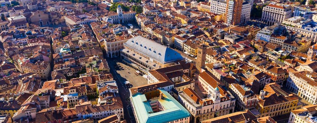 Tour privato di Padova con Chiesa degli Eremitani