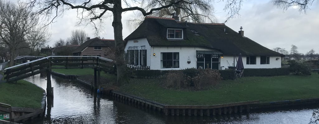 Dutch glory tour to Urk, Giethoorn and Hattem