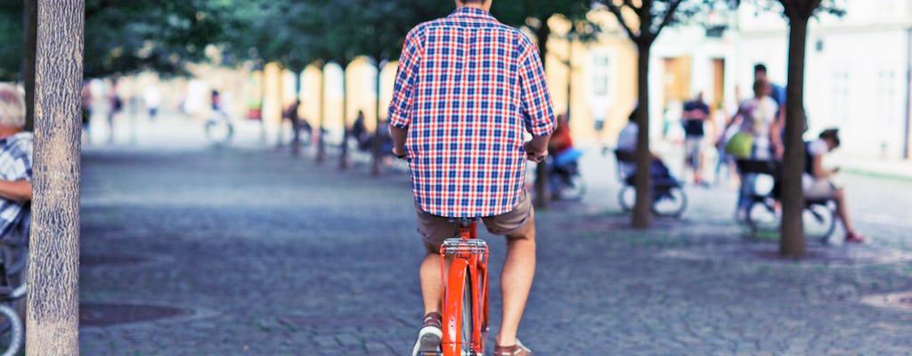 Wycieczka rowerowa po Paryżu