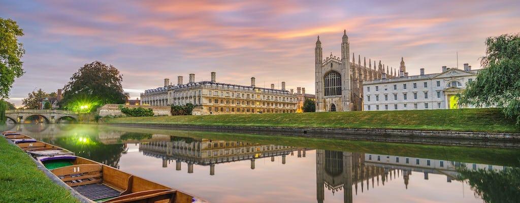 Excursión privada de día completo a Cambridge y Woburn Abbey