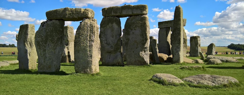 Tour privato di un'intera giornata a Bath, Windsor e Stonehenge