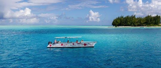 Tour exclusivo de Bora Bora de luxo