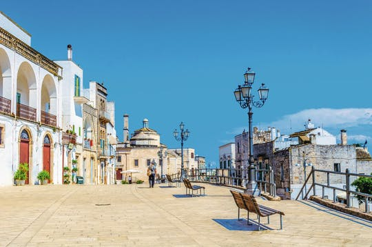 Culinary Tour of Cisternino from Central Puglia