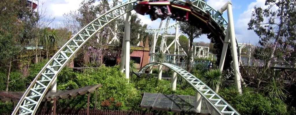 Thorpe Park with private driver