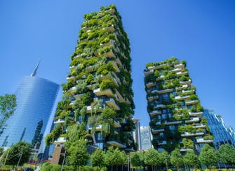 Milan Porta Nuova and Vertical Forest guided tour