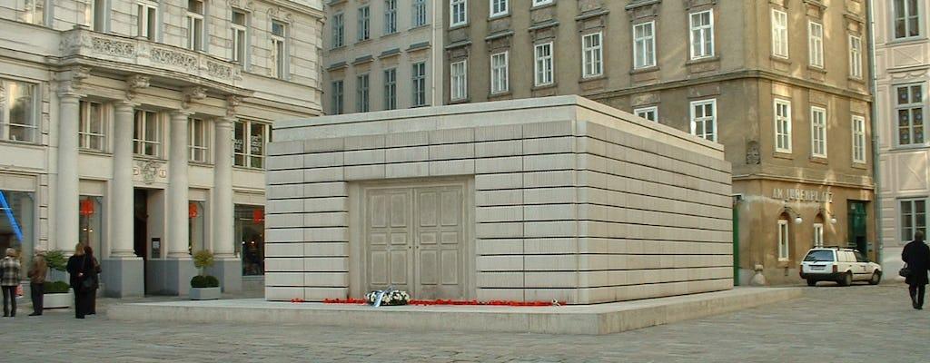Visita a pie judía de Viena