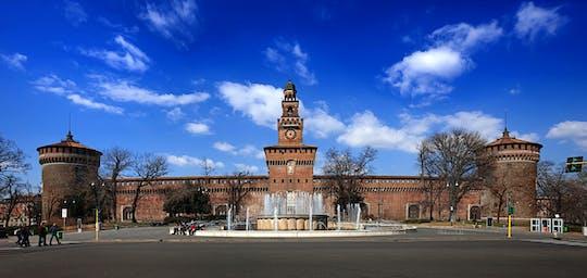 Privérondleiding door Milaan met Sforza Castle skip-the-line tickets