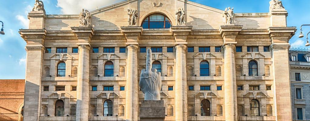 Экскурсия фашистской архитектуры Милана