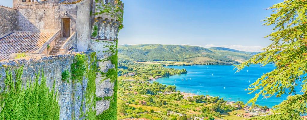 Tour enologico privato di Frascati e Castelli Romani