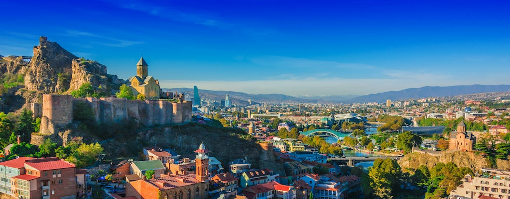 Tbilisi private guided city tour