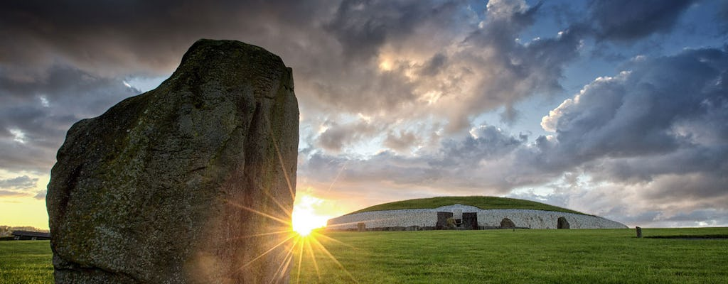 Boyne Valley and Newgrange day trip from Dublin