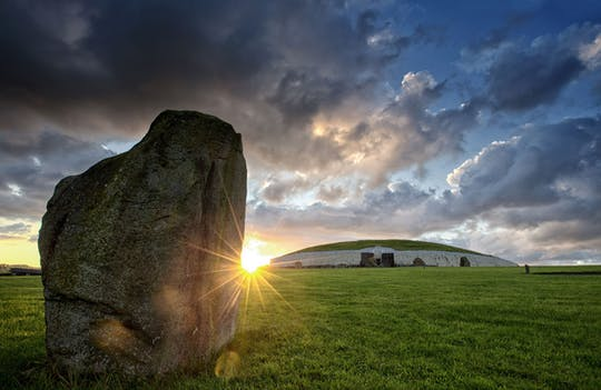 Viagem de um dia a Boyne Valley e Newgrange saindo de Dublin