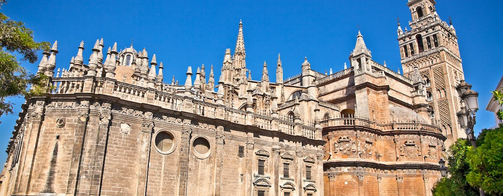 Virtual tour of Seville Cathedral from home