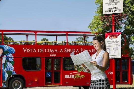 Tour di 1 giorno in autobus hop-on hop-off e tour della birra in autobus