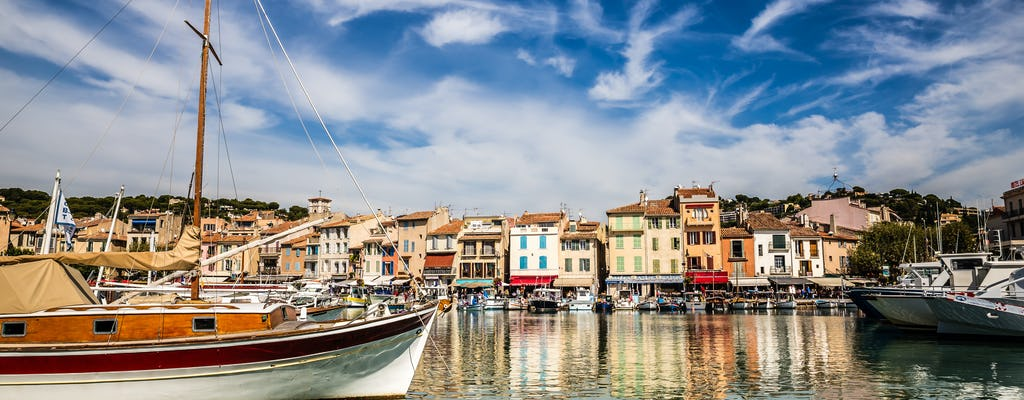 The best of Marseille, Aix-en-Provence and Cassis private tour