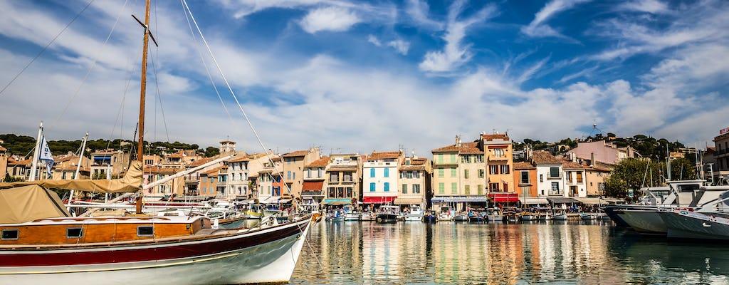Lo mejor de Marsella, Aix-en-Provence y Cassis tour privado