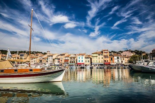 Il meglio del tour privato di Marsiglia, Aix-en-Provence e Cassis