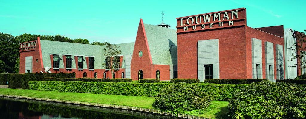Billet d'entrée au musée Louwman