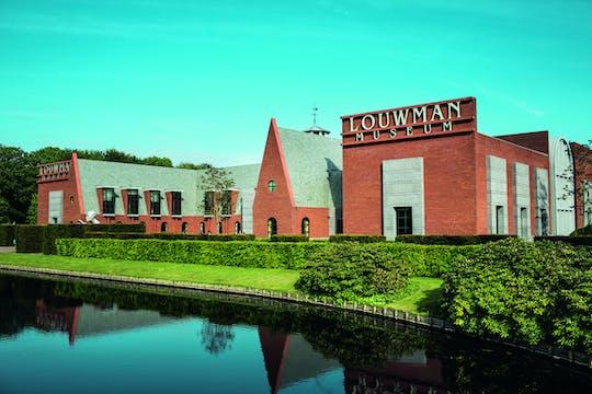 Louwman Museum entreeticket