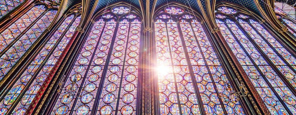 Excursão privada em Notre-Dame e Sainte-Chapelle