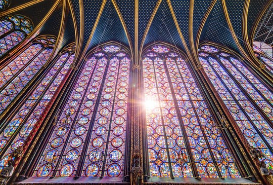 Notre-Dame and Sainte-Chapelle private tour