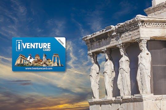 Pase combinado para el museo de la Acrópolis y el autobús turístico