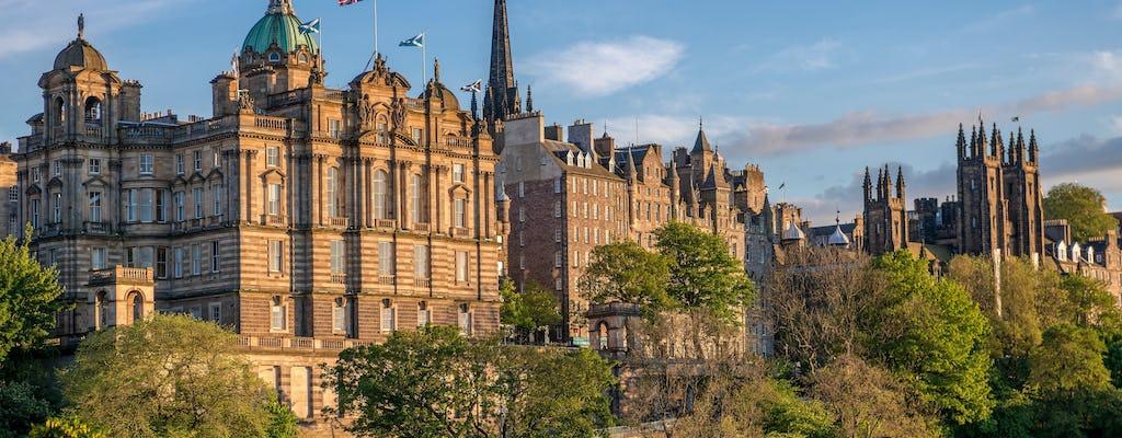 Однодневная экскурсия в Эдинбург из Лондона