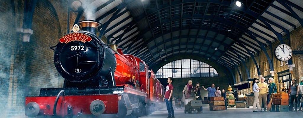 Wycieczka śladami Harry'ego Pottera w studiu Warner Bros.