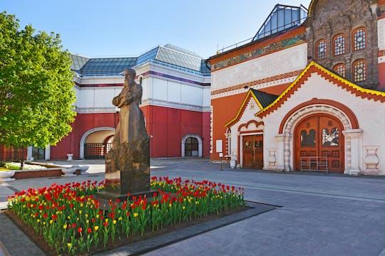 Tour privato della Galleria Tretyakov con prelievo dall'hotel a Mosca