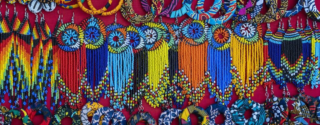 Einkaufstour zu den Perlenfabriken Utamaduni und Kazuri
