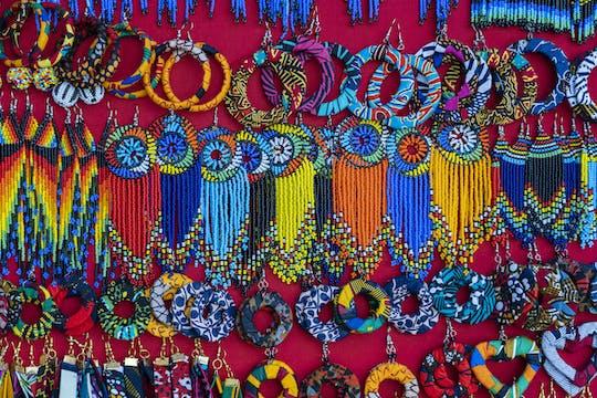 Visite shopping de Nairobi au centre artisanal d'Utamaduni et à l'usine de perles Kazuri