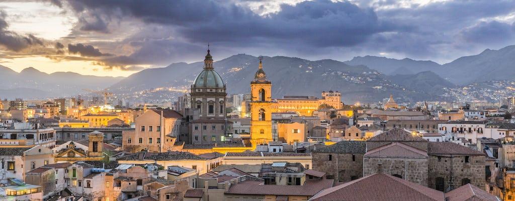 Tour privato a piedi di Palermo